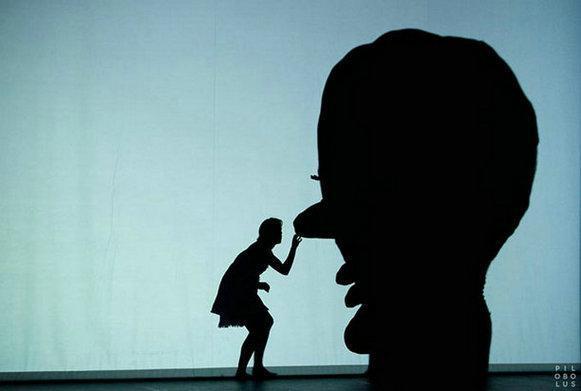 影子舞《幻影王国》美国派洛布鲁斯舞团