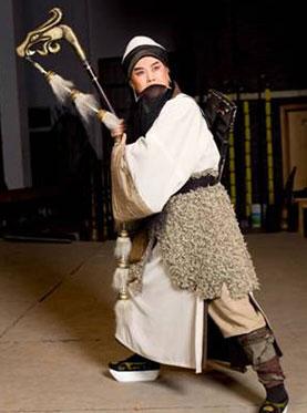 第十届东方名家名剧月河南豫剧院二团原创大型豫剧《苏武牧羊》