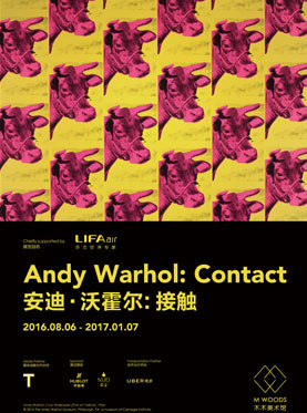 安迪•沃霍尔:接触