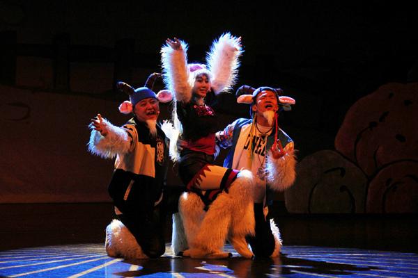 开心麻花合家欢音乐剧《三只小羊》第6轮
