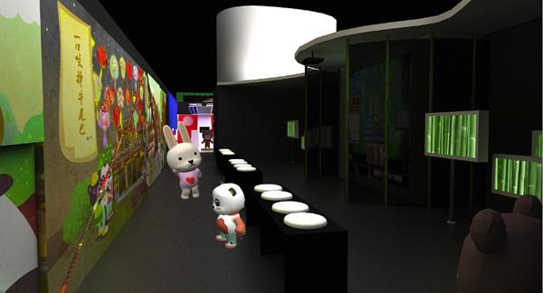人机PK的酷玩灯谜会