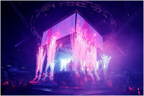 TWINS LOL 世界巡回演唱会 深圳站