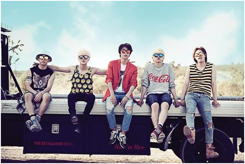 炫舞梦工厂 in-Music 演唱会 律音场 with B1A4&OH MY GIRL