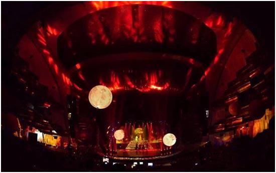 3D多媒体舞台剧《三体》