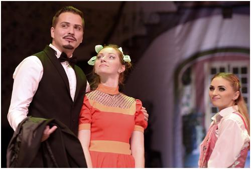 欧洲经典儿童歌舞剧《哆来咪》