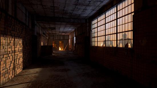丧尸围城超视觉VR虚拟现实主题密室