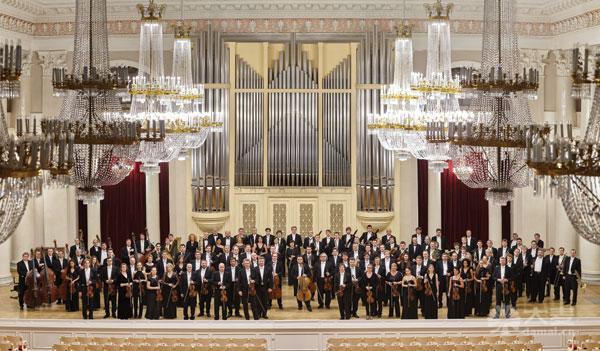 尤里•特米卡诺夫与圣彼得堡爱乐乐团2016上海音乐会