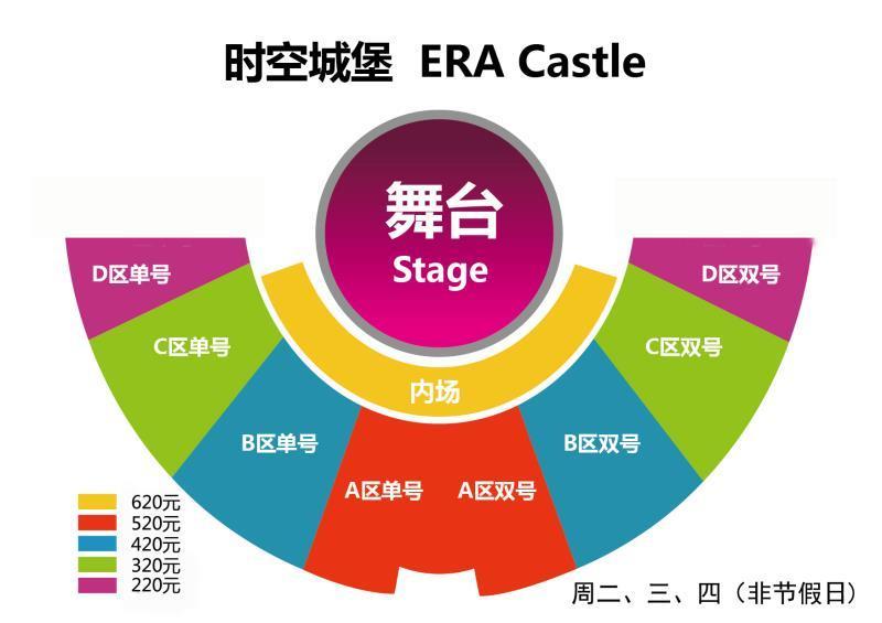 【上海站】多媒体舞台剧《ERA——时空之旅》