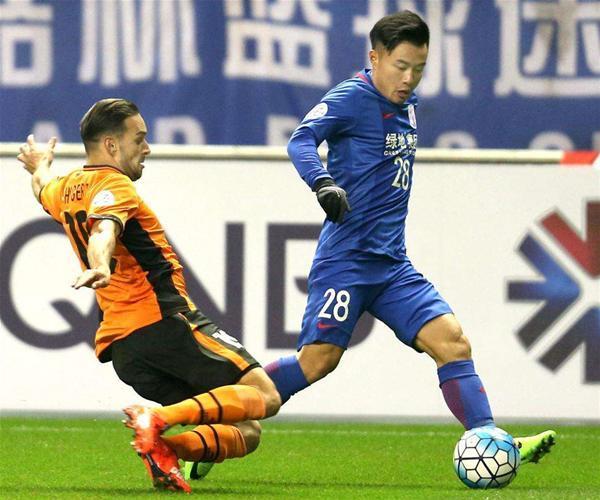 2014中国足球协会超级杯赛人和vs恒大