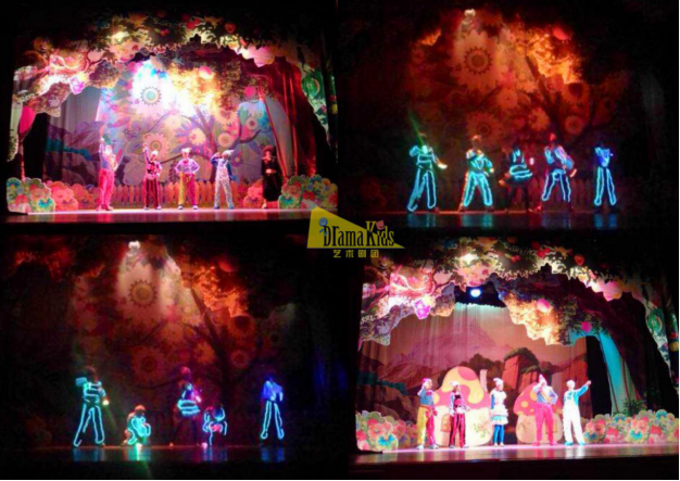 【上海站】DramaKids艺术剧团·互动亲子剧《蓝精灵 The Smurfs》