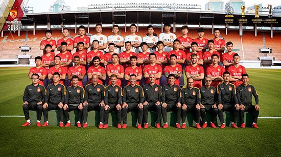 2019广州恒大山主场足球比赛【中超 亚冠 足协杯】