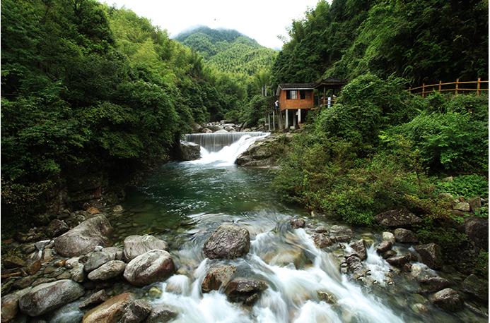 桂林興安漓江源大峽谷