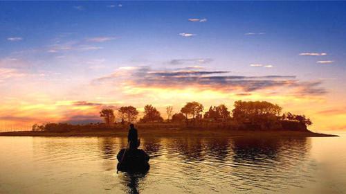 嬉子湖生态旅游区