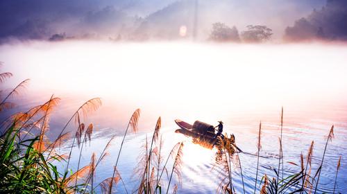 东江湖风景区