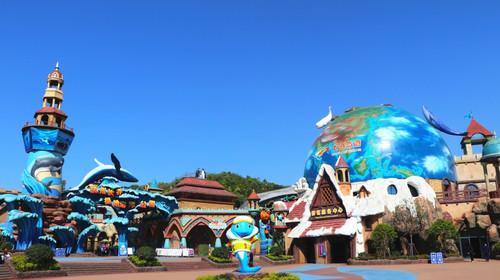 杭州长乔极地海洋公园(杭州极地海洋世界)
