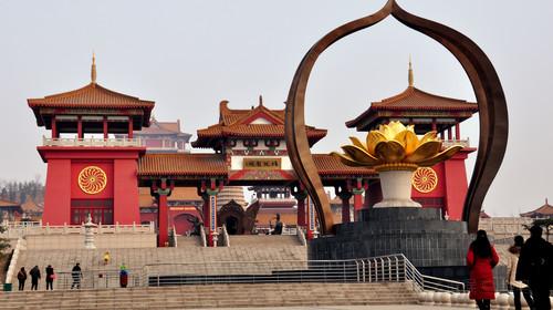 蟠桃山佛教文化景区
