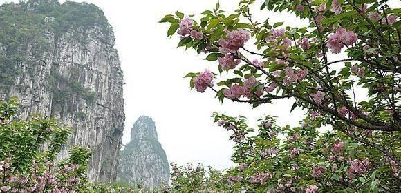 桂林南溪山景區