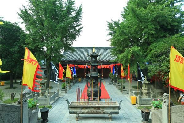 荊州關帝廟(成人票)