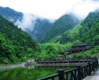 杭州桐庐天子地生态风景旅游区