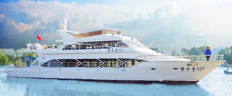 惠州海之星游艇