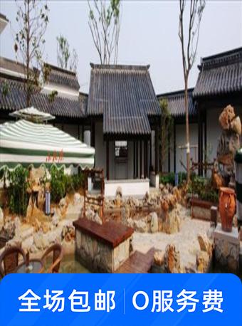 福如东海温泉