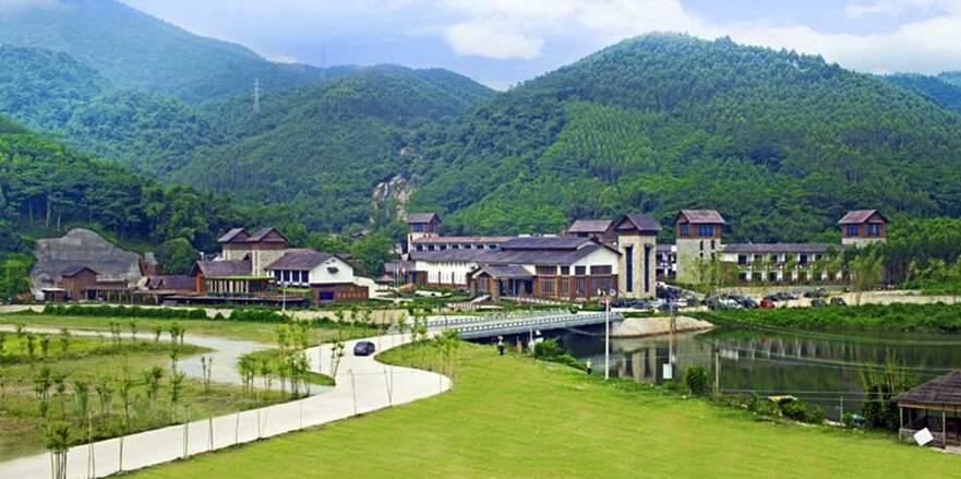 惠州怡情谷温泉度假区
