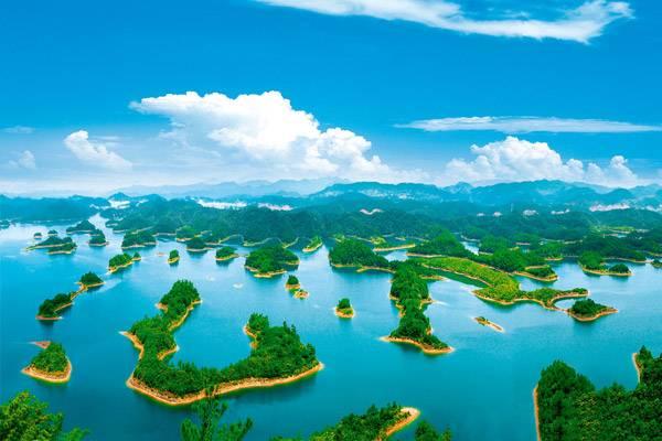 千岛湖东南湖区