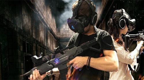 南昌VR+乐园