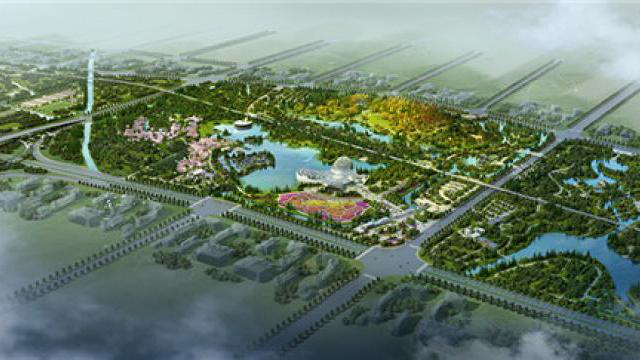 宁波植物园(成人票)