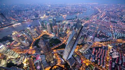 上海中心大厦上海之巅观光厅