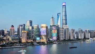 上海中心敦煌展