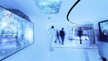 351米太空舱观光层