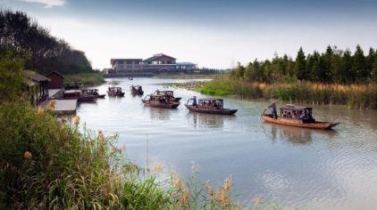 溱湖湿地公园1