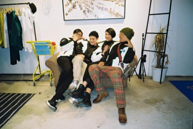 【杭州站】「崔健/老狼/野孩子/康姆士」10月31日—11月1日 就在里面室内音乐节 巡演LVH
