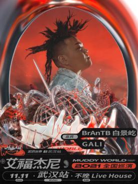 艾福杰尼2021全国巡演—武汉站