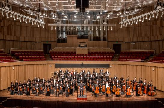"""湘江国际音乐艺术季 """"从莫斯科到长沙"""""""