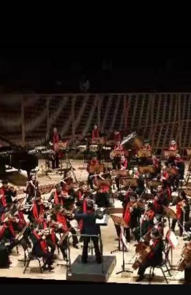 茱莉亚管弦乐团音乐会