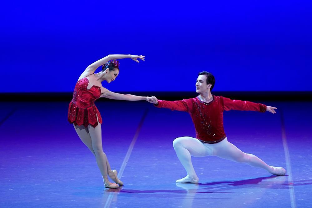 【上海】世界芭蕾经典《珠宝》