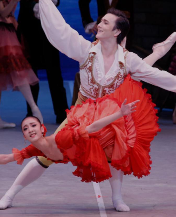 【上海】世界芭蕾经典《堂吉诃德》