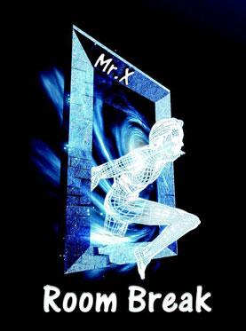 Mr.x Room Break(密室)長寧店 Room 7