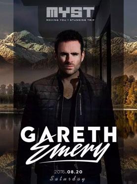 Gareth Emery At MYST