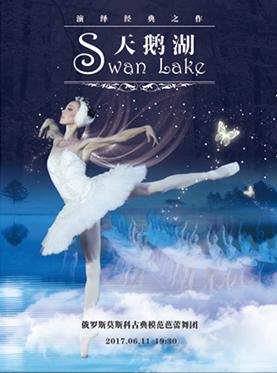 古典芭蕾舞剧《天鹅湖》