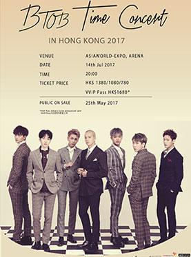 BTOB Time Concert IN HONG KONG 2017