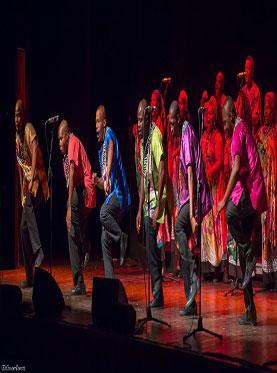 上海音乐厅2017音乐季:热情天籁—南非索韦托福音合唱团音乐会