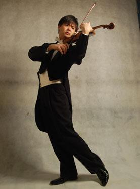 """上海保利大剧院三周年庆系列演出 """"协奏的名义""""黄蒙拉小提琴协奏音乐会"""