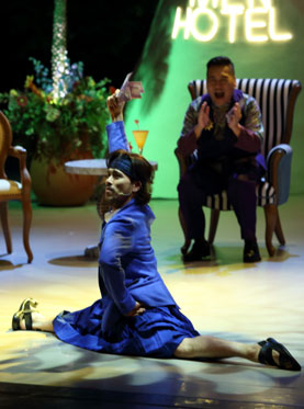 上海保利大剧院三周年庆系列演出 话剧《新龙门客栈》