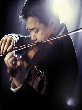 宁峰小提琴独奏音乐会