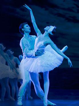 辽宁芭蕾舞团天鹅湖