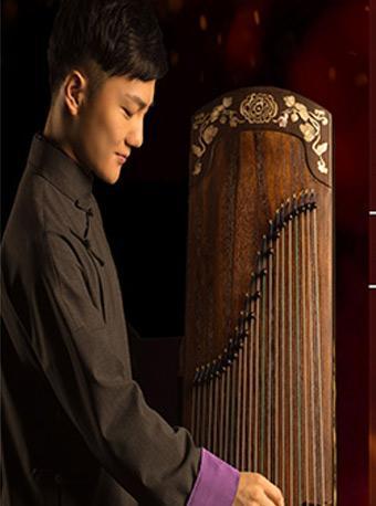 刘乐古筝音乐会