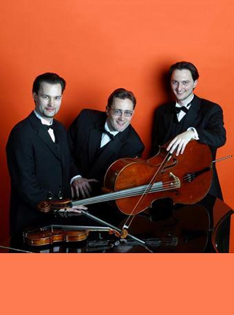 维也纳Eggner三重奏音乐会